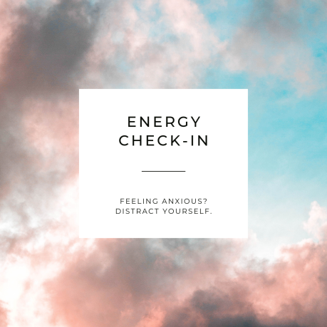 energy check-in